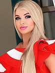 Photo of beautiful  woman Anastasia with blonde hair and blue eyes - 29162