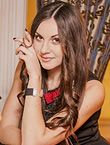 Photo of beautiful  woman Elizaveta with brown hair and brown eyes - 18227