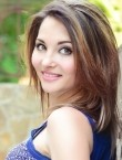 Photo of beautiful  woman Irina with light-brown hair and brown eyes - 22315