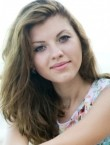 Photo of beautiful  woman Katerina with brown hair and green eyes - 22268